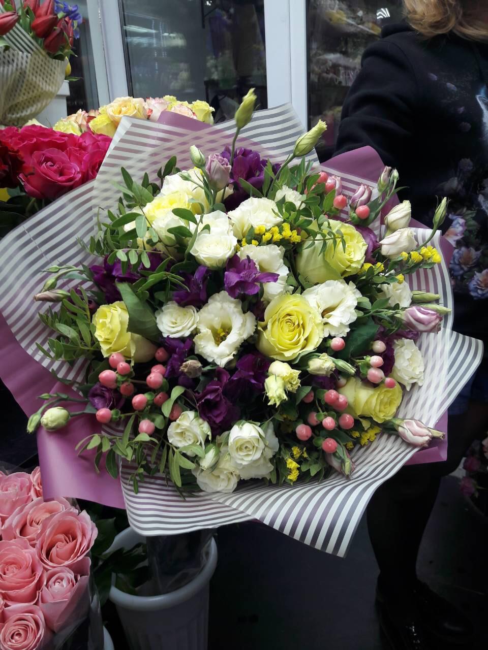 Заказать цветы через интернет челябинск